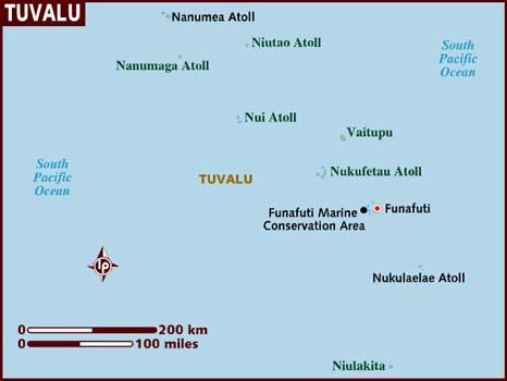 Tuvalu Facts In Hindi