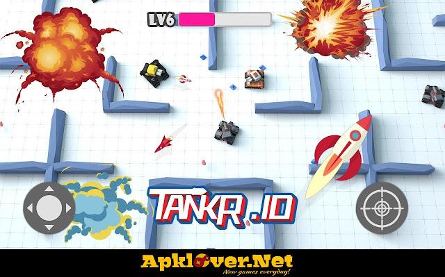 Tankr.io APK MOD unlimited money