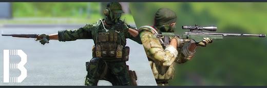 Arma3用Bnae's arsenal アドオン
