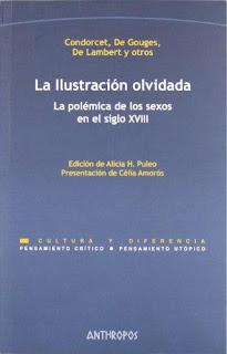 Ilustración y moralidad femenina, Tomás Moreno