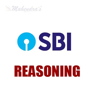 Top 3 Single Row Arrangement Of Reasoning For SBI PO PDF