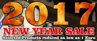 New Year 2017 Sale on Prince August moulds.