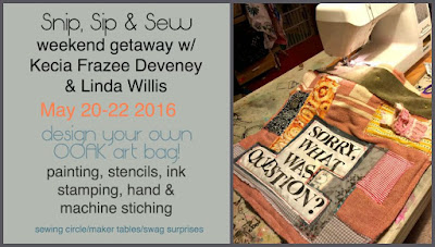 Sip, Snip and Sew coming to Glendale, Ohio May 20-22