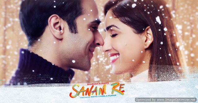 Sanam Re Bollywood Movie Poster