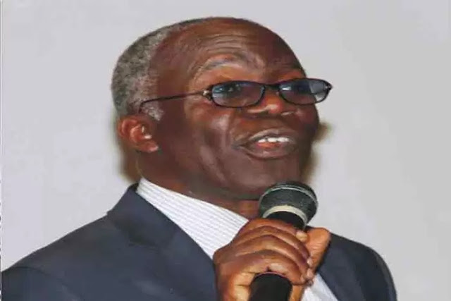 Falana to Buhari: ….Stop begging for money, recover stolen loots