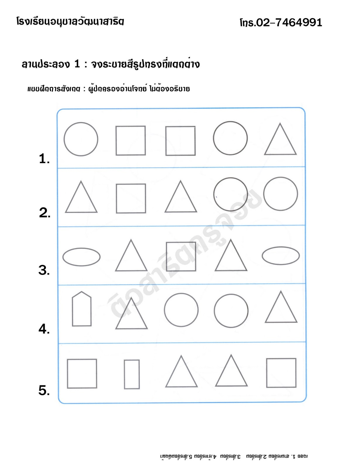 Mathematic Experiences For Early Childhood