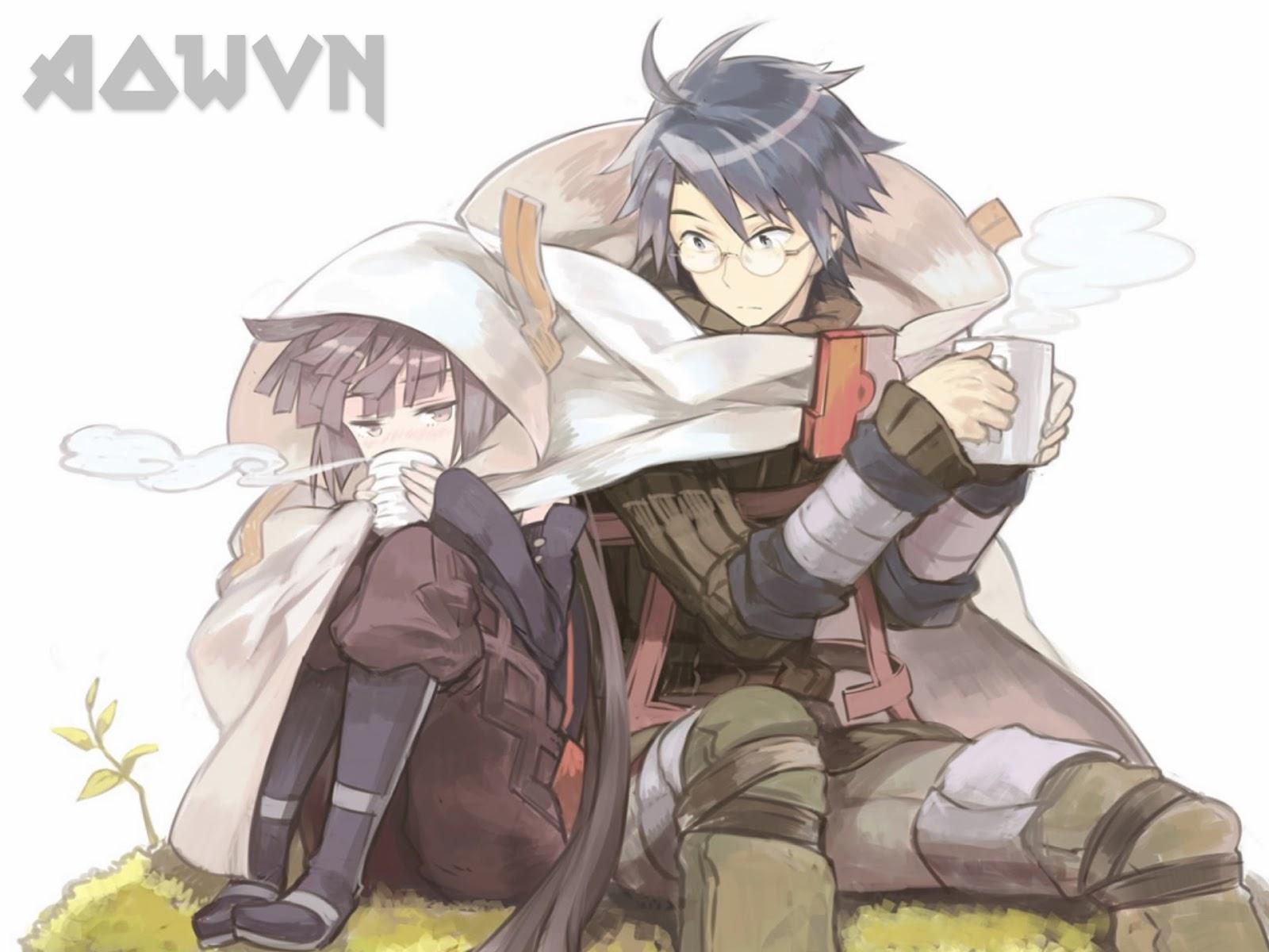 aowvn.org log horizon%2B%25281%2529 - [ Anime 3gp Mp4 ] Log Horizon SS1 + SS2 | Vietsub - Tuyệt Hay