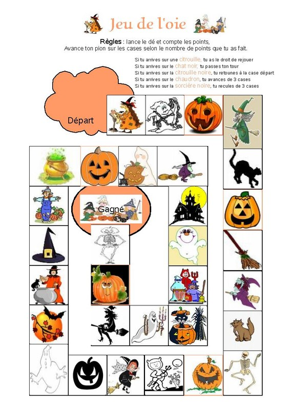 France News Collections Jeux Halloween