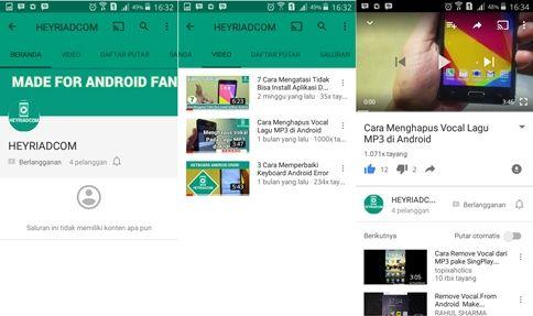 Cara Mengatasi Tidak Bisa Memutar Video YouTube di Android 7 Cara Mengatasi Tidak Bisa Memutar Video YouTube di Android