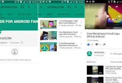 7 Cara Mengatasi Tidak Dapat Memutar Video Youtube Di Android Android Tutorial 2000