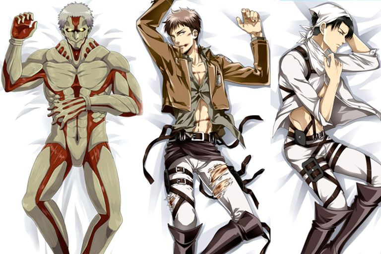 Guling Attack On Titan