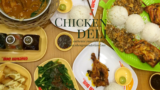 Chicken Deli - Authentic Inasalan atbp.