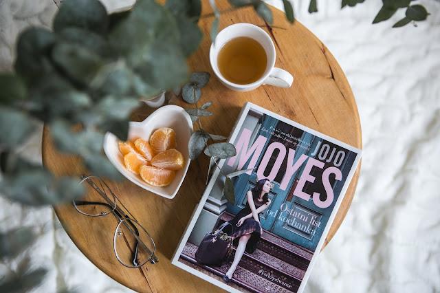 [ROZSTRZYGNIĘCIE KONKURSU] Kto zdobędzie powieść Jojo Moyes??