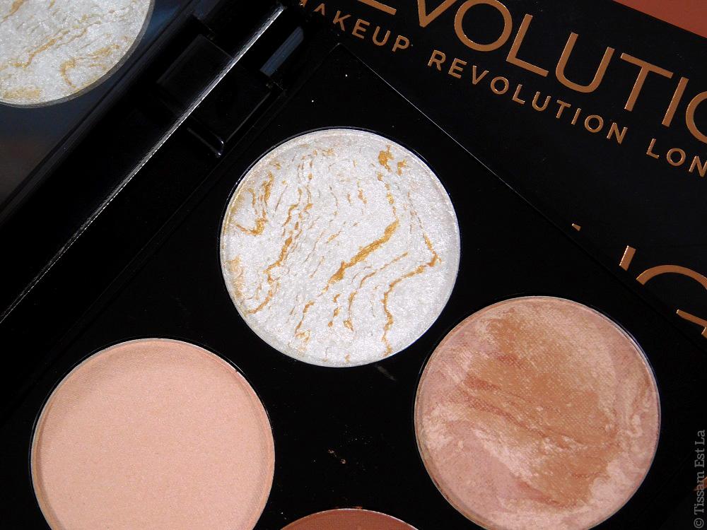 Makeup Revolution | Ultra Contour Palette Review & Swatches - Avis