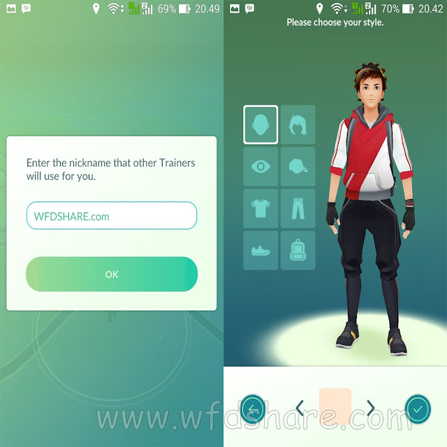 Pokémon GO Support intel