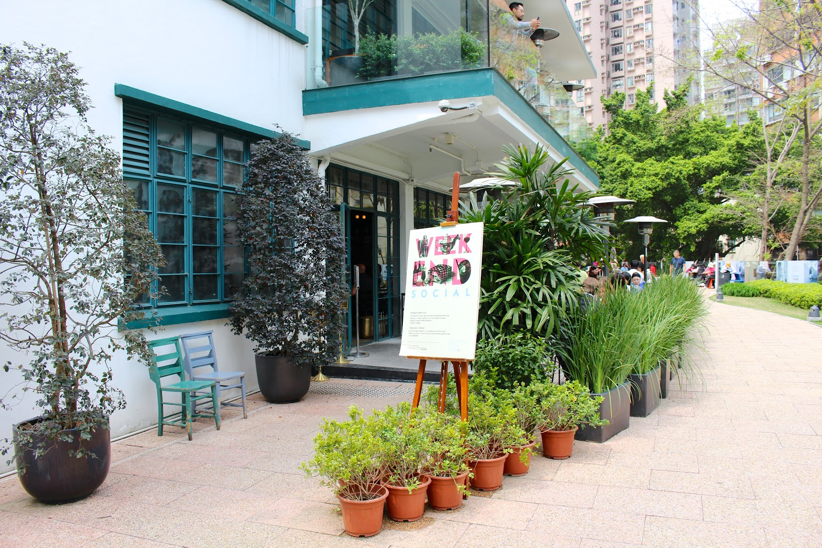 Aberdeen Street Social Hong Kong hotspot