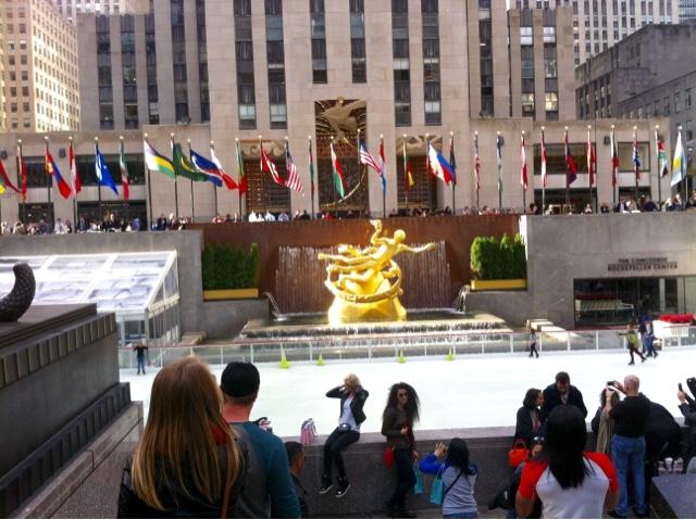 Rockefeller Center - arelaxedgal.com