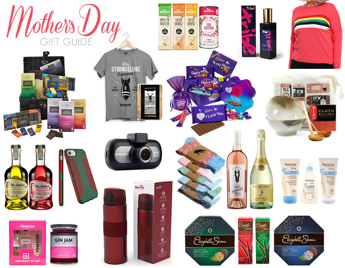 Gifts for mum this Mother's Day