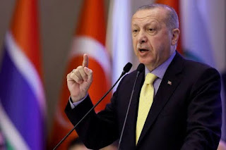 Presiden Turki Recep Tayyip Erdogan