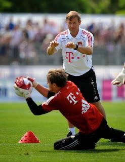 Frans Hoek goalkeeper coach