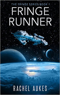 Fringe Runner - a science fiction adventure by Rachel Aukes