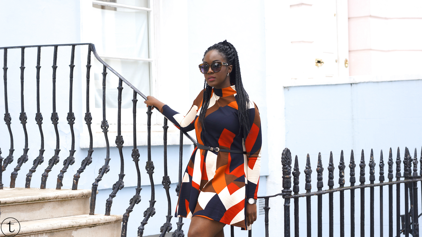 my first time at london fashion week 2016 african fashion blogger