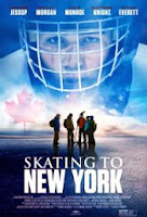 Skating to New York (2014) online y gratis