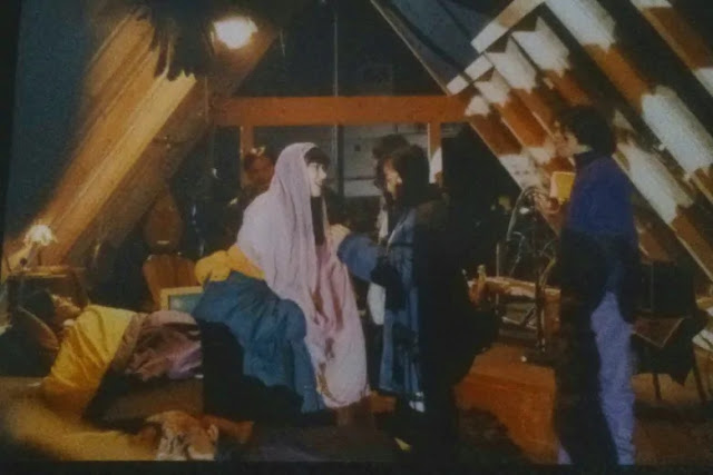 Many people in Atlin remember helping out on the film, working as extras, or making props and sets. (John Kilmer)