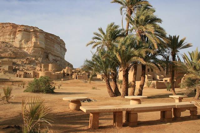 Resultado de imagen de Oasis de Siwa en Egipto.