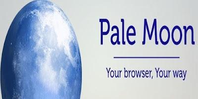 تحميل متصفح الانترنت بال مون 2018  Download Pale Moon 27.8