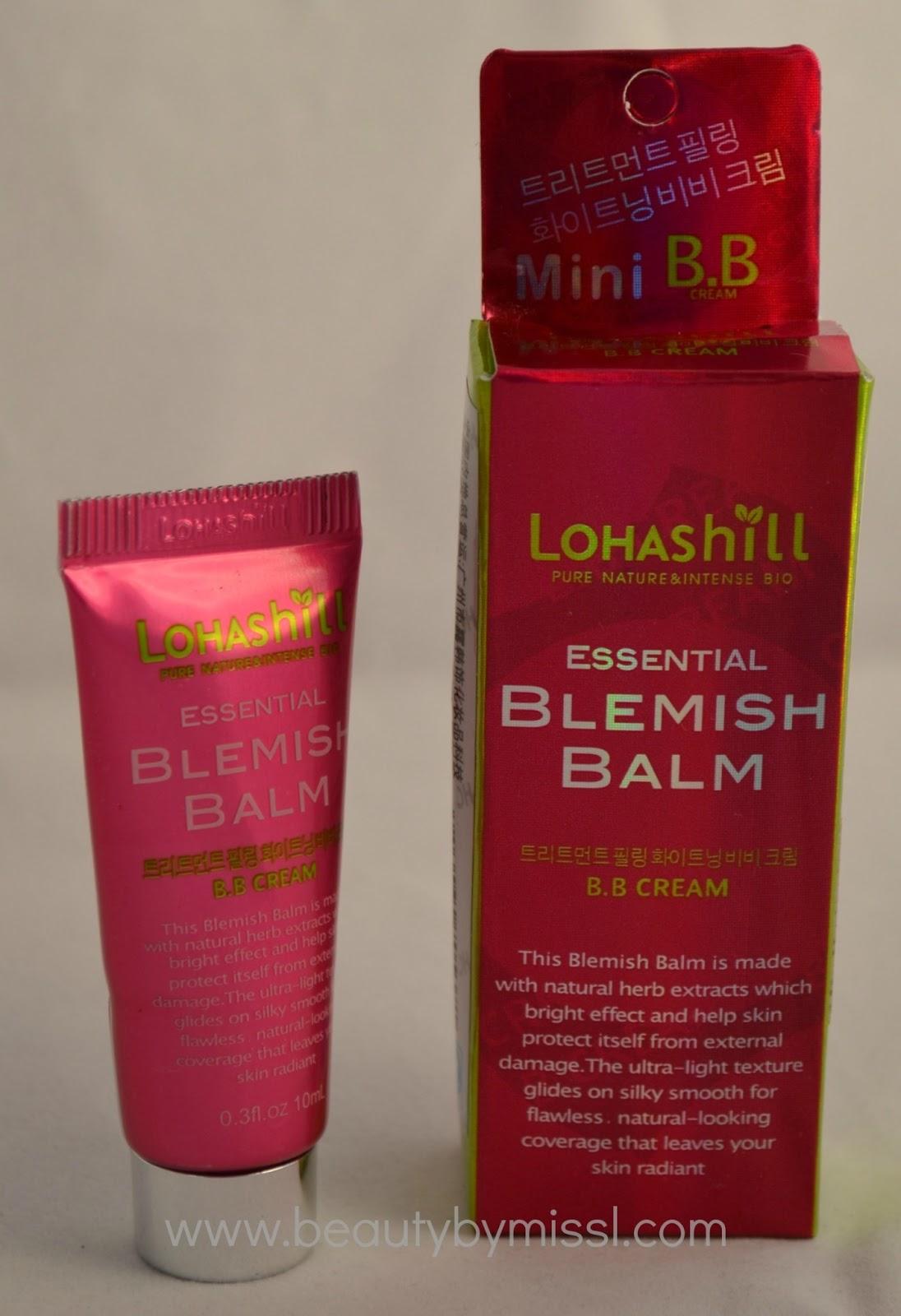 asian bb cream from born pretty store. Lohashill Red Lovers Essential Blemish Balm BB Cream