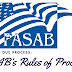 Accounting Due Process: FASAB's Rules of Procedure