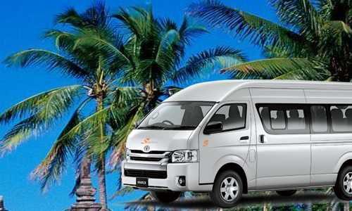 Rental Hiace sekitar Bali Tropic Resort and Spa Badung, Bali