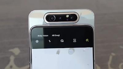 Samsung Galaxy A80 Phone Ki Jankari