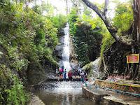 Sejarah Air terjun Roro Kuning Kota Nganjuk