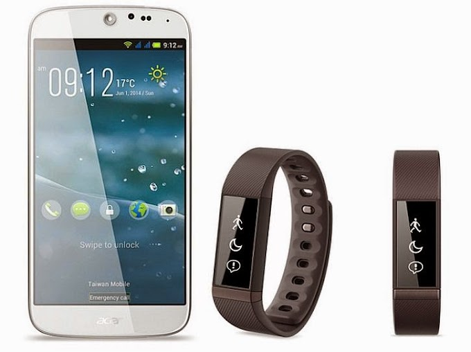 Acer Liquid Leap: el primer wearable de Acer