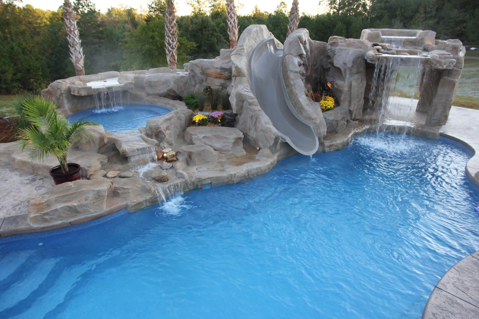 24 Wonderful Rock Swimming Pools - pixelmari.com