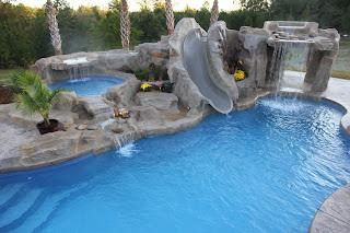 Swimming Pool Monroe Ruston Bossier Shreveport El Dorado Little Rock Hamburg