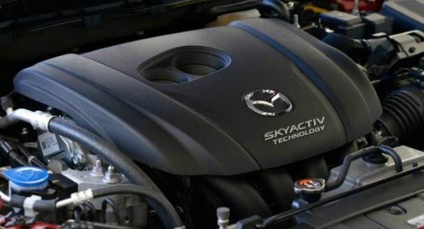 2017 Mazda 6 Wagon Engine