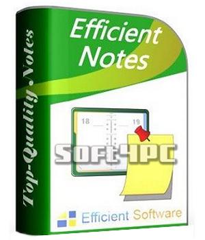 Efficient Sticky Notes Pro 5.0 Build 505 + Crack