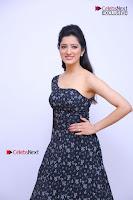 Telugu Actress Richa Panai Stills in One Shoulder Floral Long Dress at Rakshaka Bhatudu Movie Interview  0050.JPG