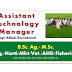 28 Posts-Assistant Technology Manager Agriculture and Allied