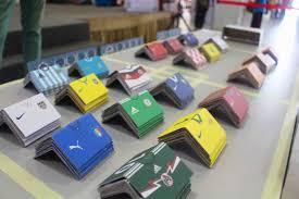 Cara Mengasah Otak Anak Dengan Mainan Sepak Bola Kertas Yang Mengasikan