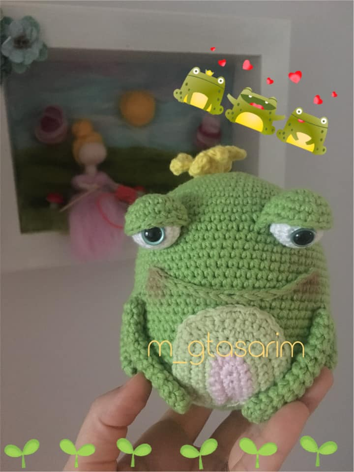 Frog Prince – WOOFTER CREATIONS | 960x720