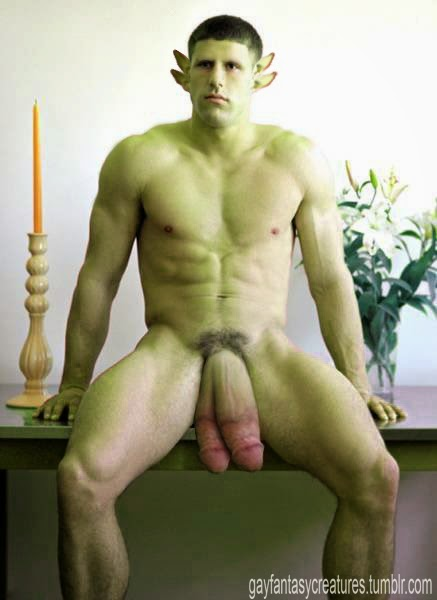 Man With Two Cock 92