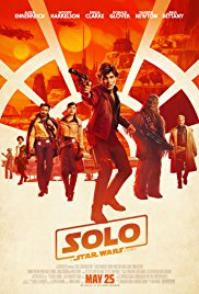 6 Movies I Want to See This Summer. summer movies 2018. solo: a star wars story