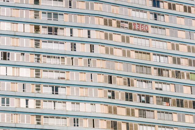 Edifício Alvorada - detalhe janelas