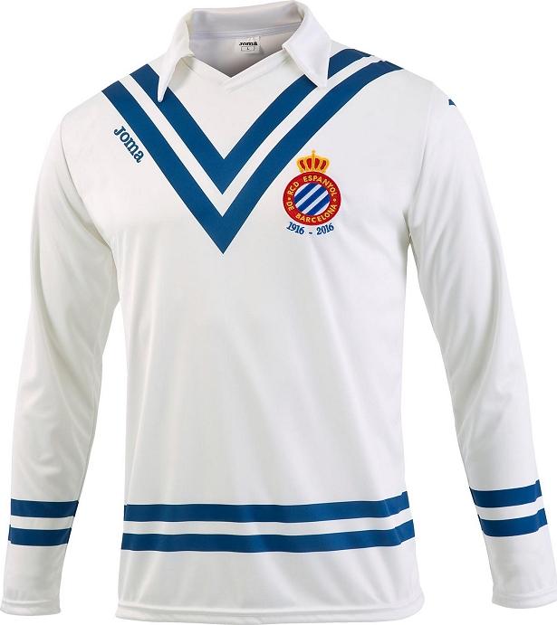 5a76036752 Joma divulga camisa especial de goleiro para o Espanyol - Show de ...