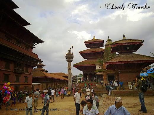 Patan Durbar Square, Nepal