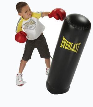 Bag Everlast Inflatable Punching3 Punching